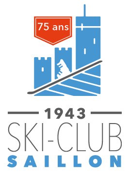2017 Logo Ski Club Saillon 75 RVB couleur